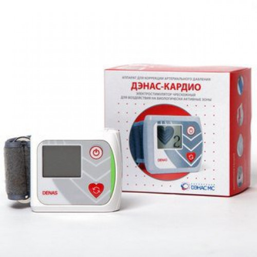 Физиотерапевтический аппарат ДЭНАС-Кардио